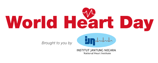 World Heart Day brought to you by IJN
